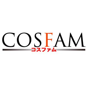 コスファム(COSFAM)ロゴ