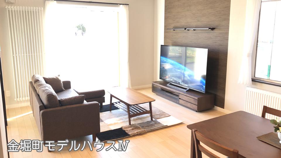 金堀町モデルハウスⅣ